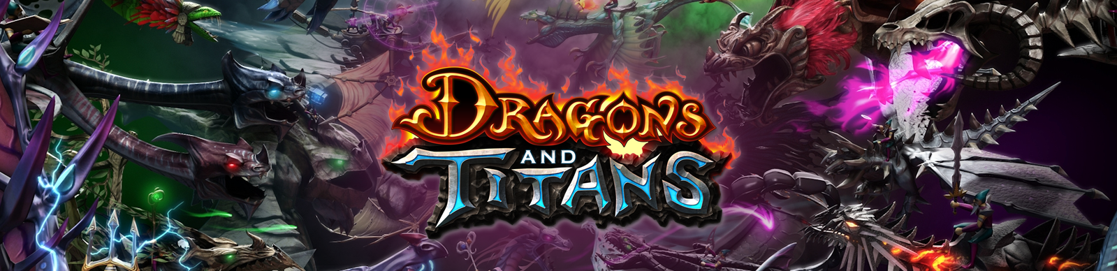 Dragons and Titans – Updated Controls, Prizes, and New Dragon