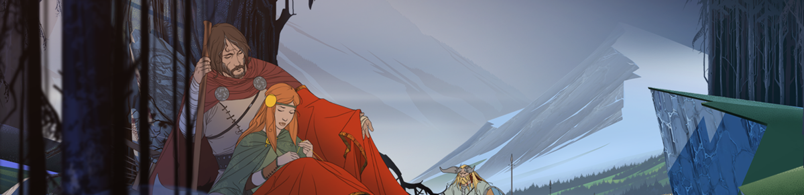 The Banner Saga Now Available on Xbox One and PlayStation®4