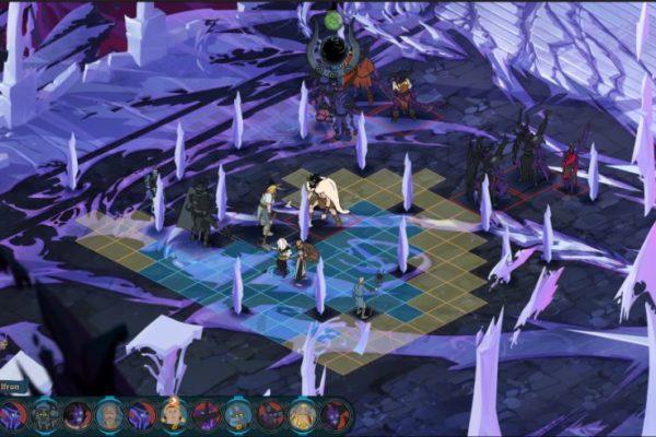Ice Battle Board
