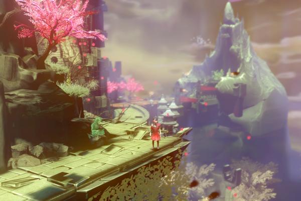 Toren Screenshot 1 (Aug 2014)