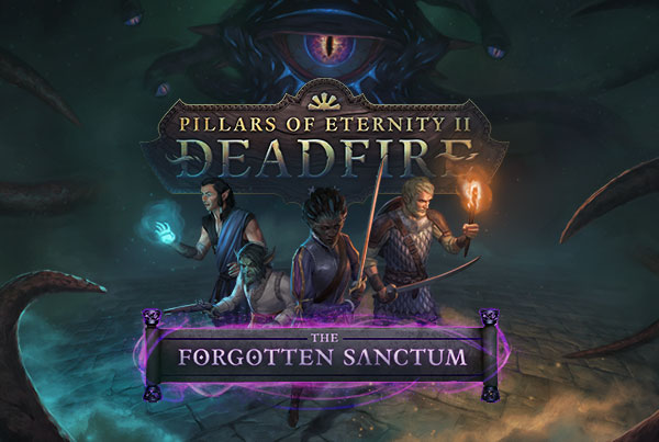 Pillars II: The Forgotten Sanctum