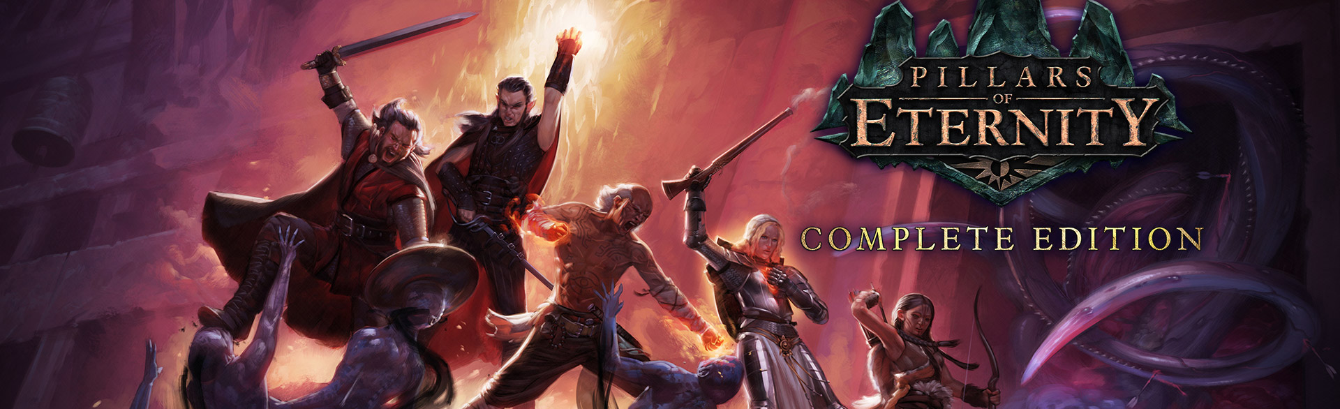 Pillars of Eternity I: Huge Switch Update Available Now