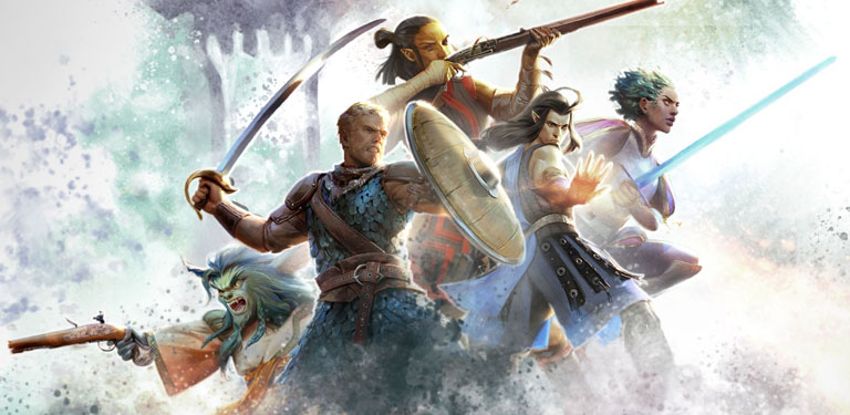 Pillars of Eternity II: Deadfire Coming to Consoles January 28